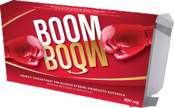Boom Boom 2 db kapszula
