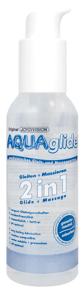 """AQUAglide """"2 in 1"""", 125 ml"""