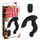 Black Mont Rechargeable Prostate Massager