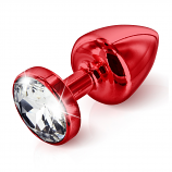 DIOGOL Anni - rubin análkúp (3cm)
