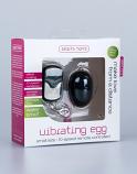 Vibrating Egg Small Size Black