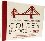 GoldenBridge - étrendkiegészítő kapszula férfiknak (4db)