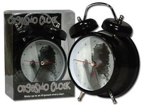 Orgazmus vekker-Orgasmo clock