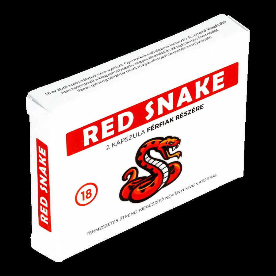 Red Snake - 2db kapszula