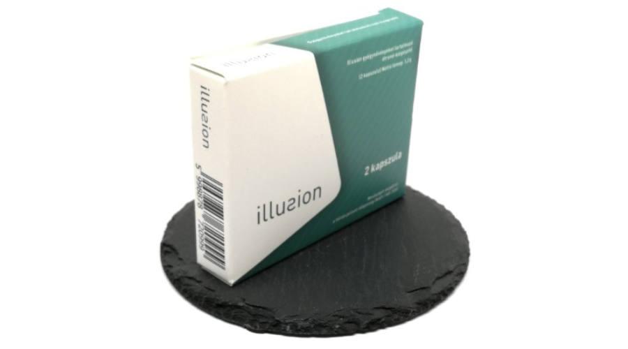 ILLUSION - 2 DB