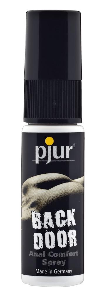 Pjur Back Door - nyugtató anál síkosító spray (20ml)