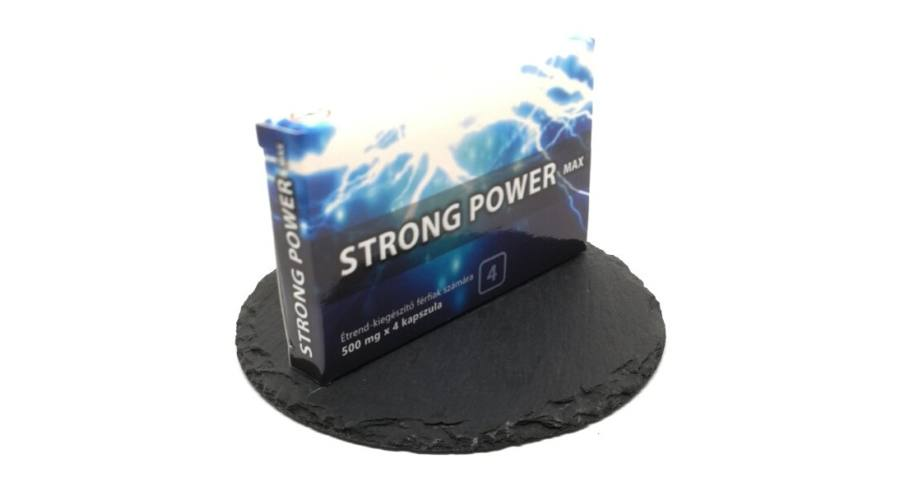 STRONG POWER MAX 4 DB