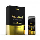 INTT VIBRATION VODKA ENERGIAITAL GÉL 15ML