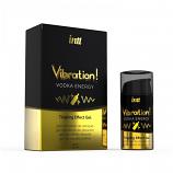 INTT VIBRATION VODKA ENERGIAITAL GÉL 15ML