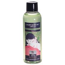 LUXURY BODY OIL - edible oil, luxury body oil - lime - 100ml