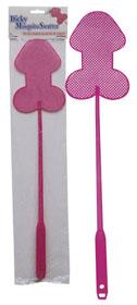 Rózsaszín légycsapó- Fly-swatter