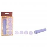 Ultra Seven Travel Massager Purple