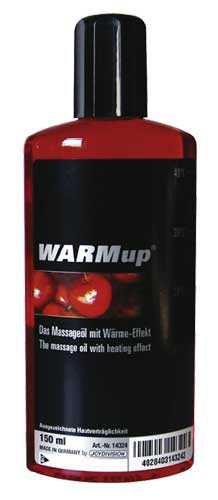 WARMup cseresznyés 150 ml