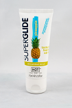HOT Superglide edible lubricant waterbased - PINEAPPLE - 75ml