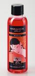 LUXURY BODY OIL - edible oil, luxury body oil - strawberry - 100ml