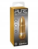 PURE ALUMINIUM - SMALL GOLD