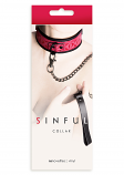 SINFUL COLLAR PINK
