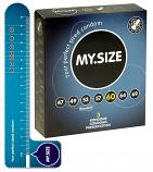 MY SIZE óvszer - 60mm (3db)